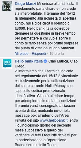HELLO BANK regala BUONO AMAZON € 200 se presentati I EDIZIONE [scaduta il 15/12/2016] - Pagina 11 Cattur10