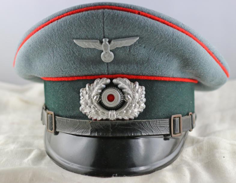 casquette allemande ww2 5231510