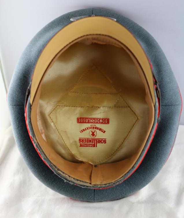 casquette allemande ww2 52315g10