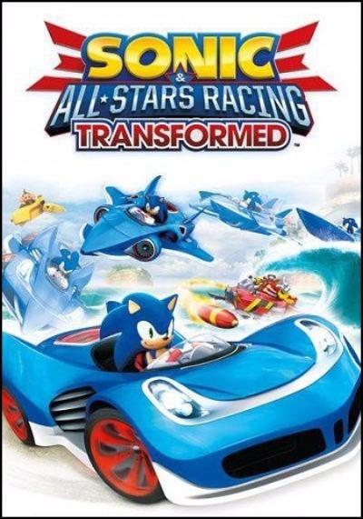 sonic and all stars racing transformed تحميل لعبة