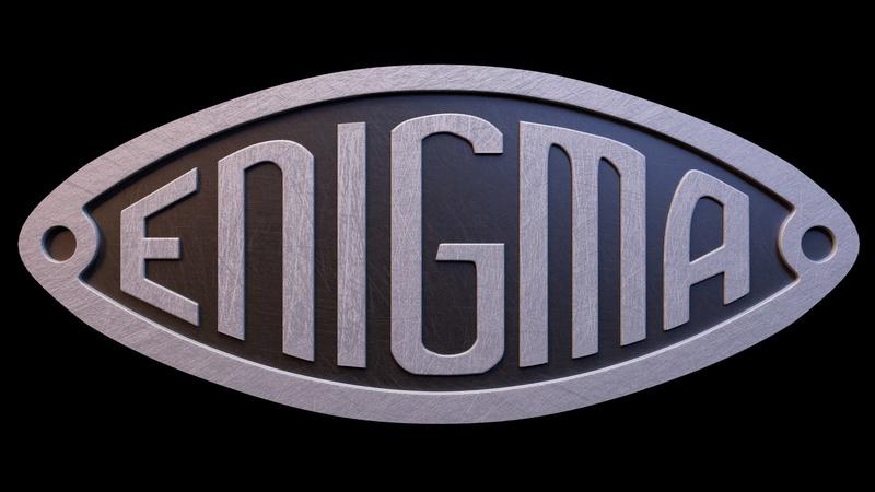 ENIGMA  Logo10