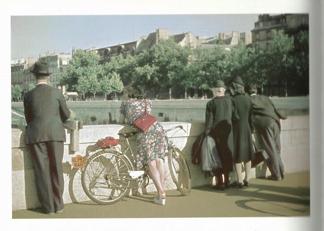 Les Bicyclettes sous l'occupation  Plaque10