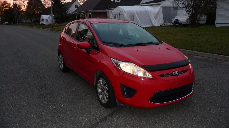 VENDU - Ford Fiesta 2012 à vendre P1010410