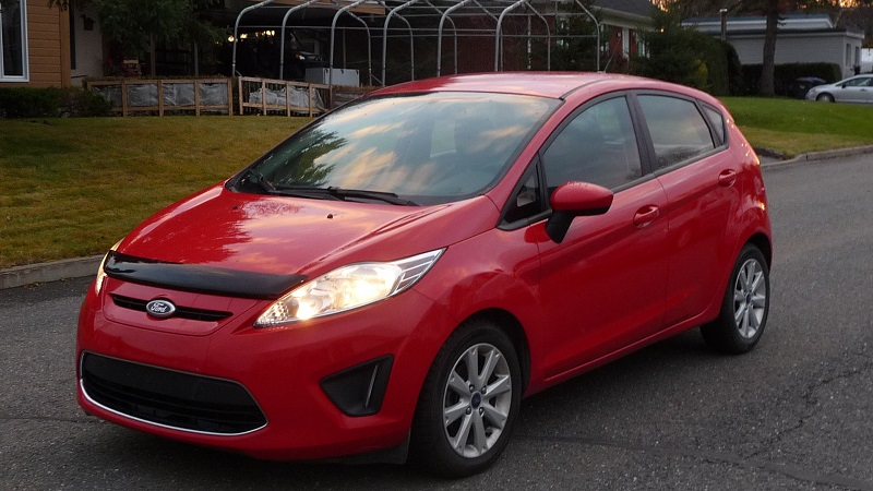 VENDU - Ford Fiesta 2012 à vendre P1010411