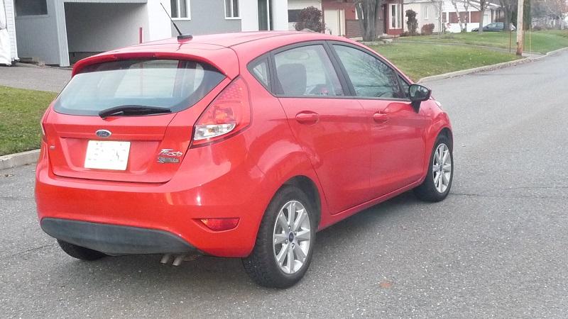 VENDU - Ford Fiesta 2012 à vendre P1010412