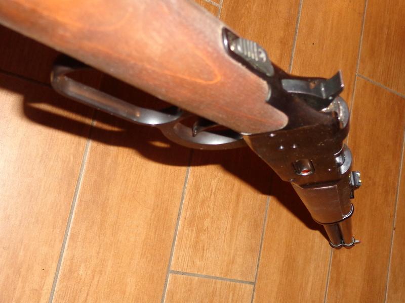 ma carabine lsg Mossberg 464 Dsc01129