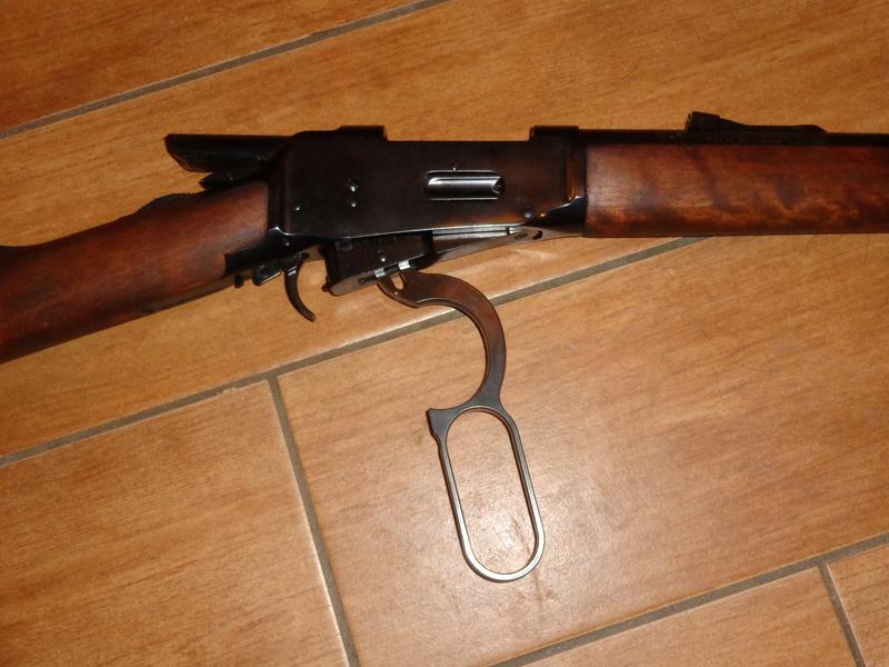 ma carabine lsg Mossberg 464 Dsc01131