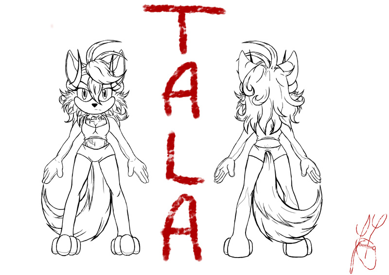 Foreva's Fan characters - Page 3 Tala_r10