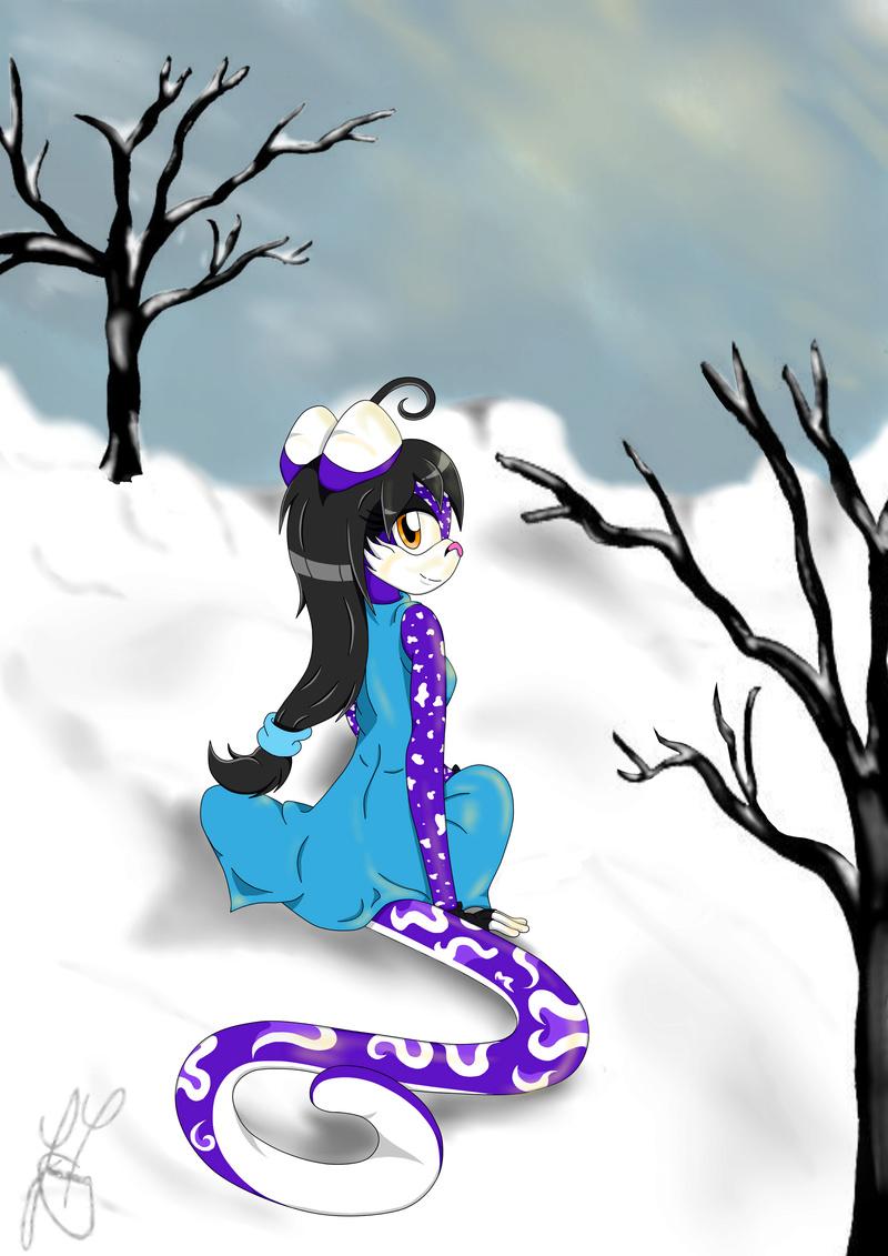 Foreva's Fan characters - Page 2 Yukiko10
