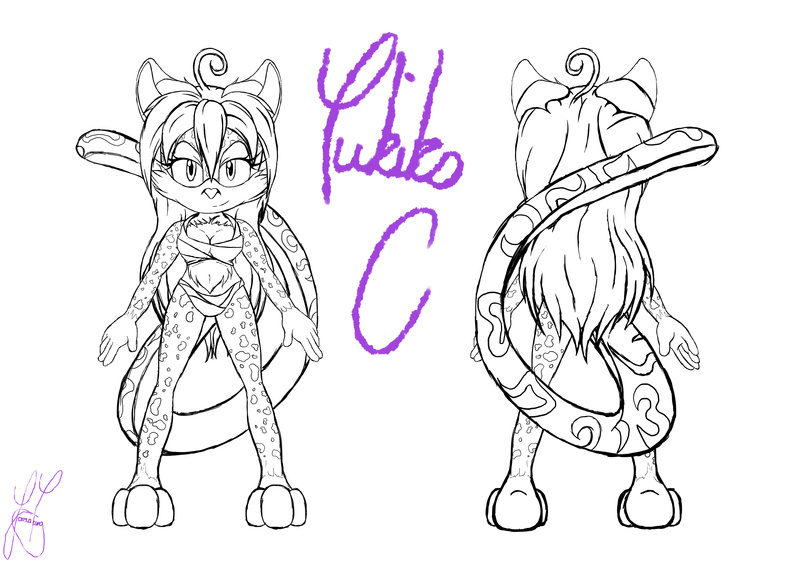 Foreva's Fan characters - Page 3 Yukiko14