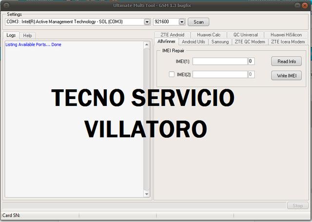 Tecno Servicio Villatoro - Portal Umt12