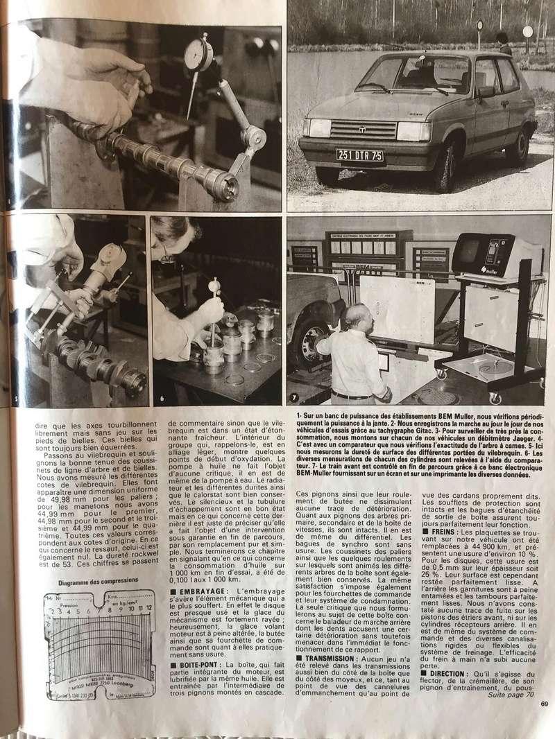 Auto-Journal N° 13 du 1er Aout 1982 P1010