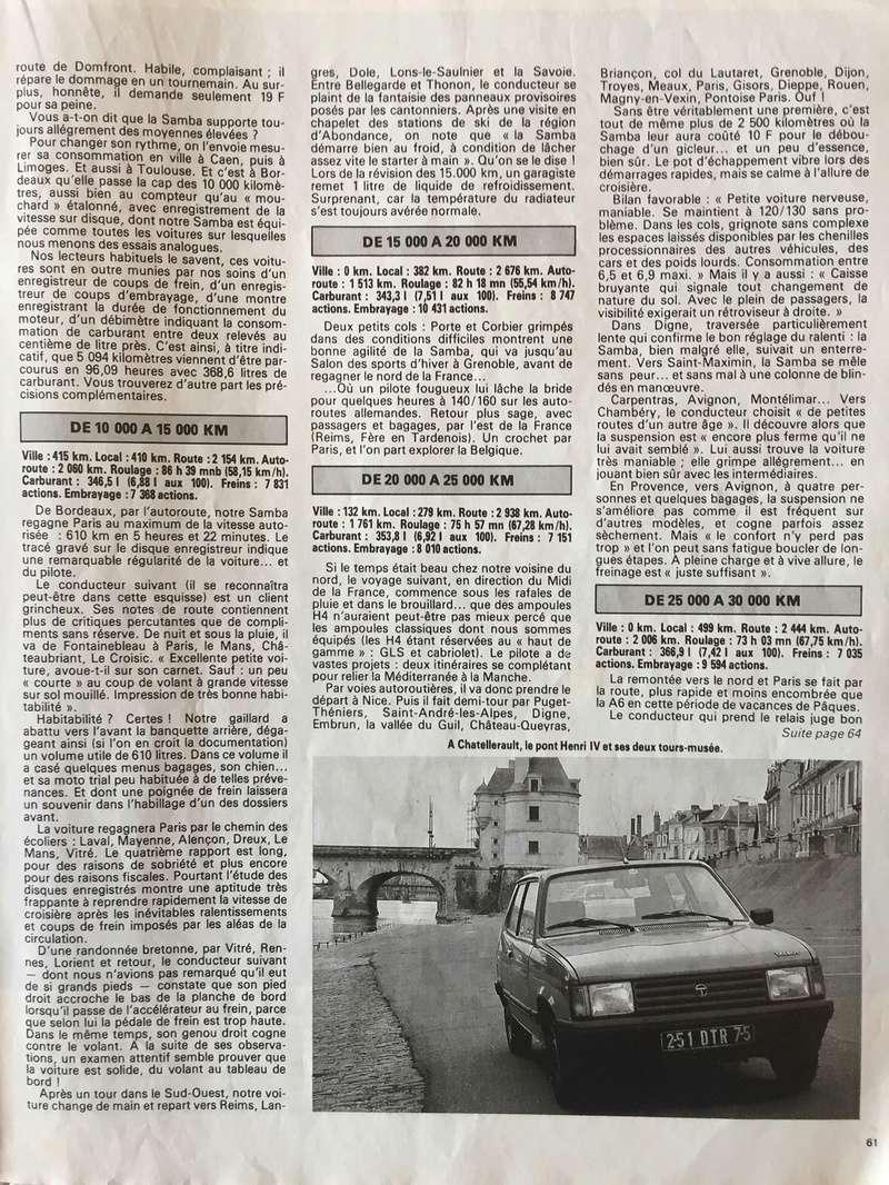 Auto-Journal N° 13 du 1er Aout 1982 P410