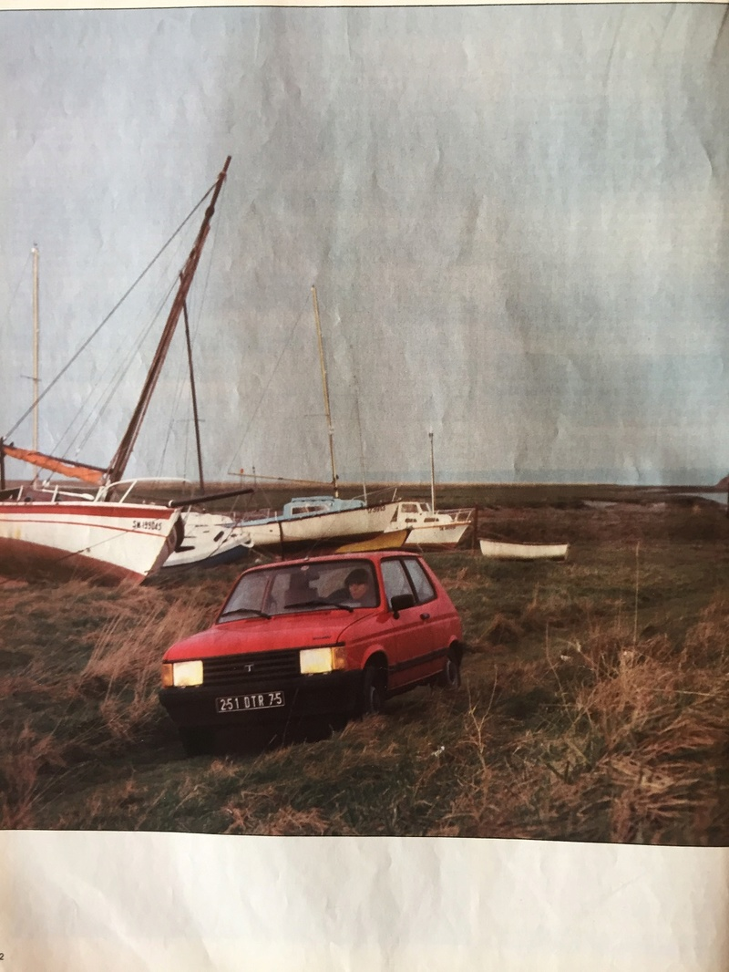 Auto-Journal N° 13 du 1er Aout 1982 P510