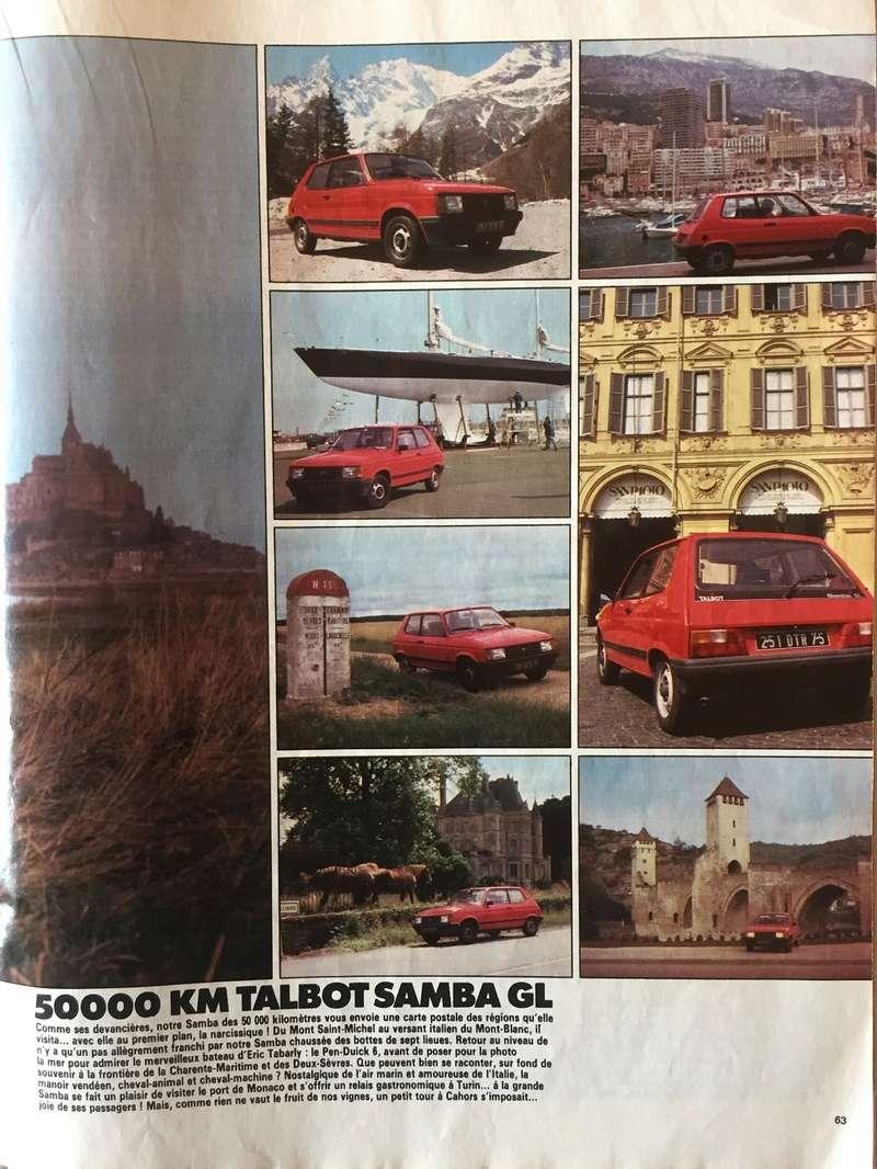 Auto-Journal N° 13 du 1er Aout 1982 P610