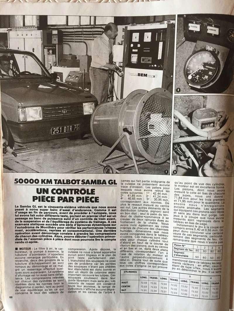 Auto-Journal N° 13 du 1er Aout 1982 P910