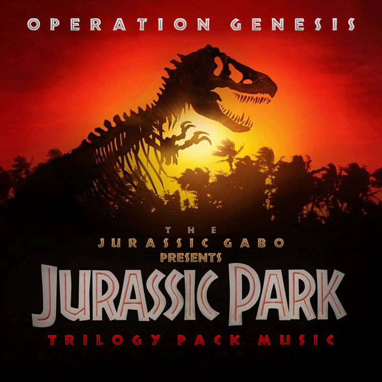 Jurassic Park Trilogy Music Pack  Jurass11