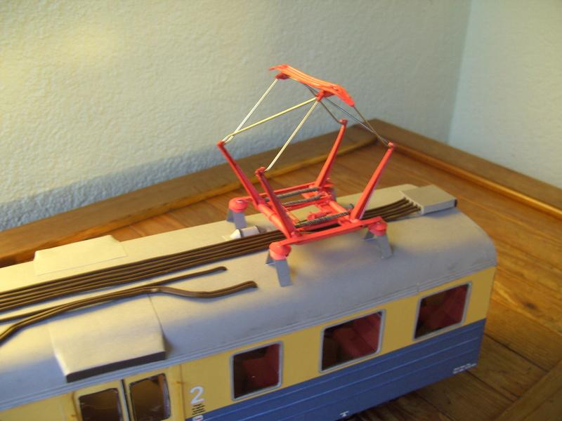 Fertig - Dreiteilige elektrische Triebeinheit - EN 57 gebaut von Holzkopf - Seite 4 Bild2030