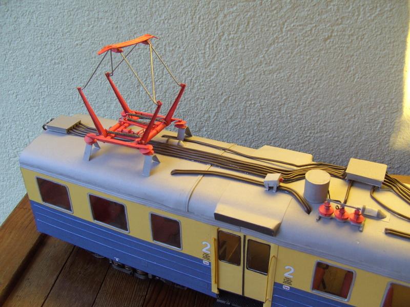 Fertig - Dreiteilige elektrische Triebeinheit - EN 57 gebaut von Holzkopf - Seite 4 Bild2031