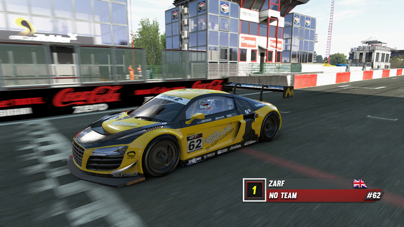DSRL GT3 Endurance Series, Round 1: Zolder (5th February) - Page 2 Zarf10