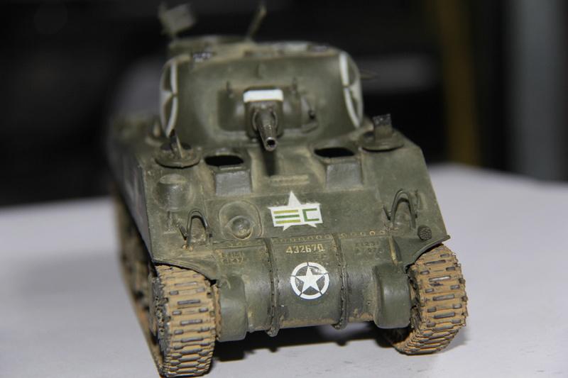 sherman M4 A4  2eme Cuir 00213