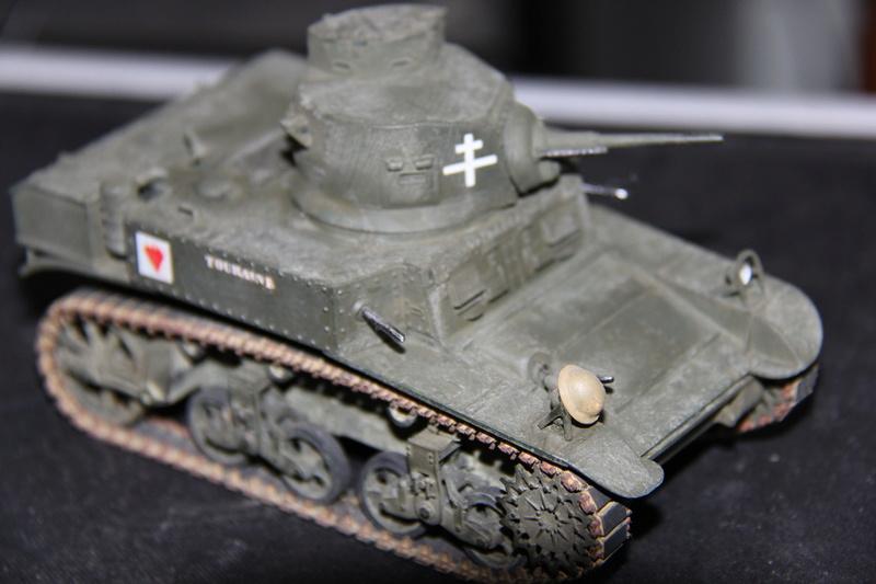 M3A1 Stuart tamiya 1/35 00911