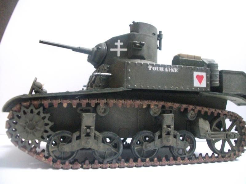 M3A1 Stuart tamiya 1/35 Dscf0010