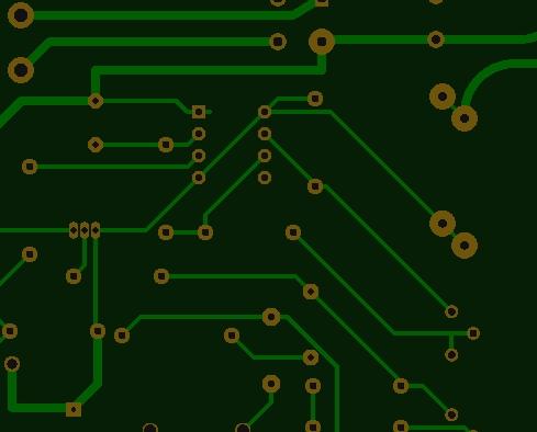 Alim G.D.O. Révision 1 : Réalisation du circuit imprimé de cette version Captur13