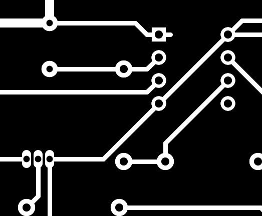 Alim G.D.O. Révision 1 : Réalisation du circuit imprimé de cette version Captur20