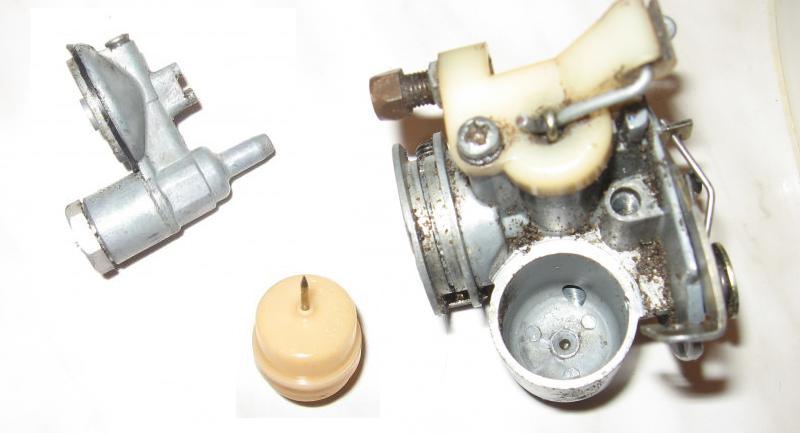 Présentation et remise en état carburateur D12 et D12G - 724 D12-ou10