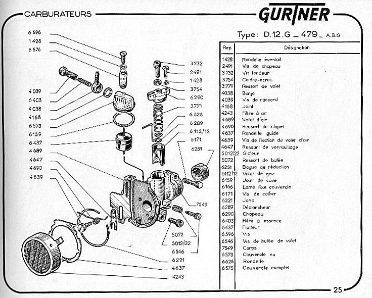Présentation et remise en état carburateur D12 et D12G - 724 D12g-y10