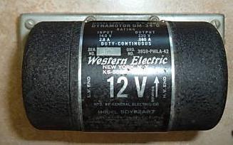 C'est décidé, le BC603 avec sa convertisseuse dynamotor dm 34 va reprendre du service ! Wd10