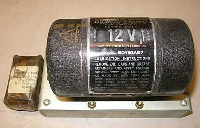 C'est décidé, le BC603 avec sa convertisseuse dynamotor dm 34 va reprendre du service ! Wd225110