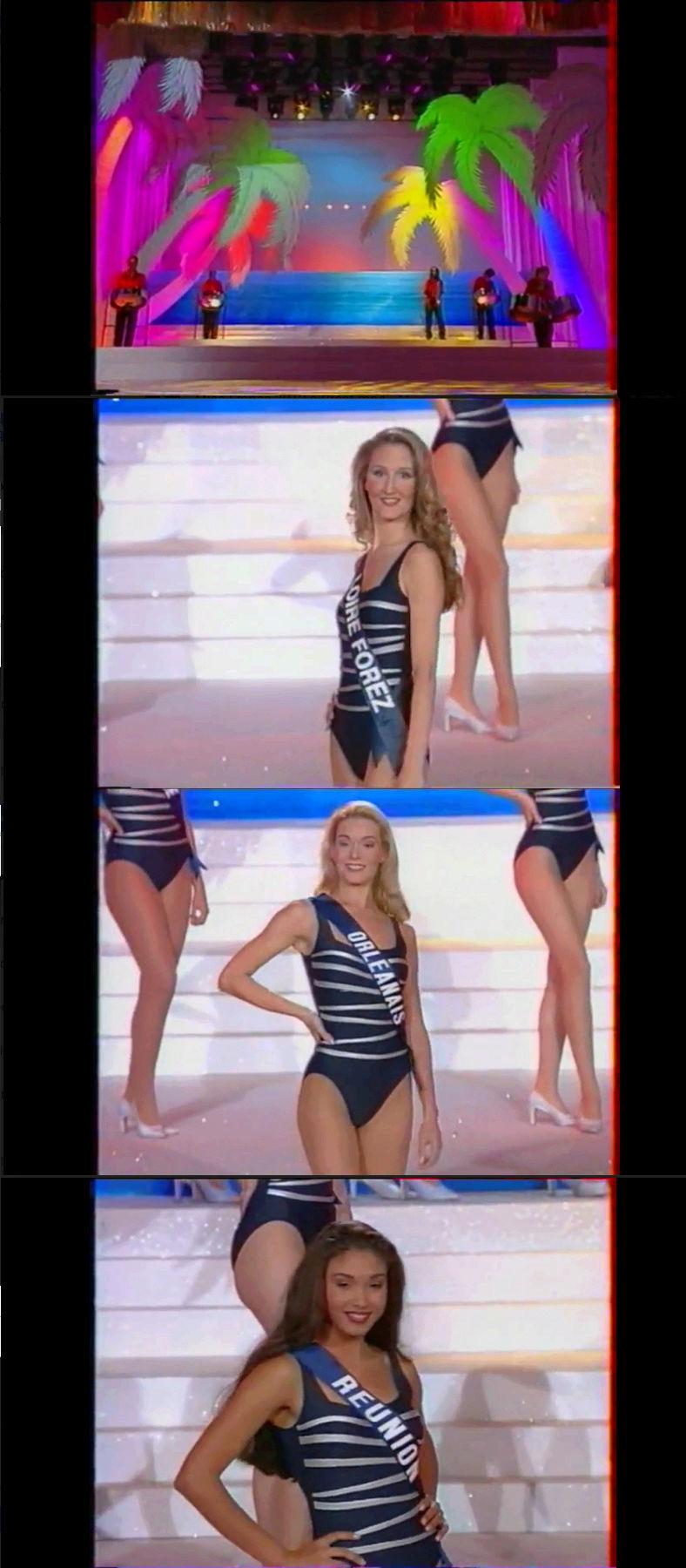 Miss France 1999 - Captures d'Ecran Maillo10