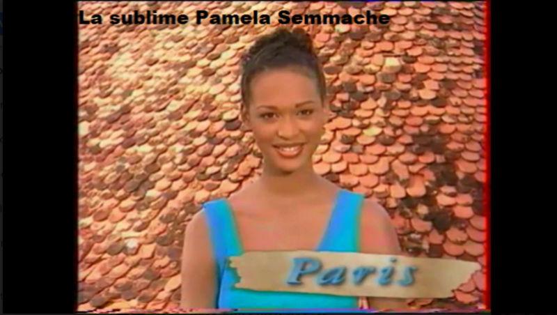 Miss France 1999 - Captures d'Ecran Paris10