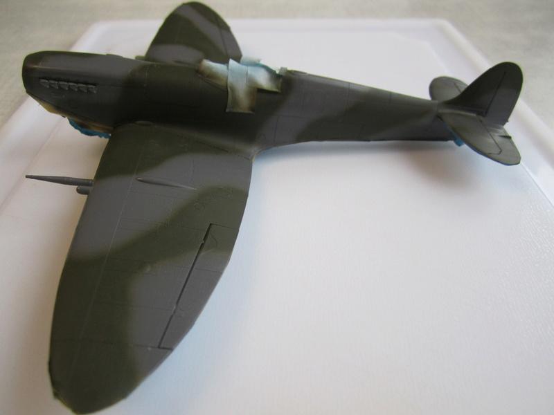 Supermarine Spitfire MK IX C 1/48 Eduard Img_2220