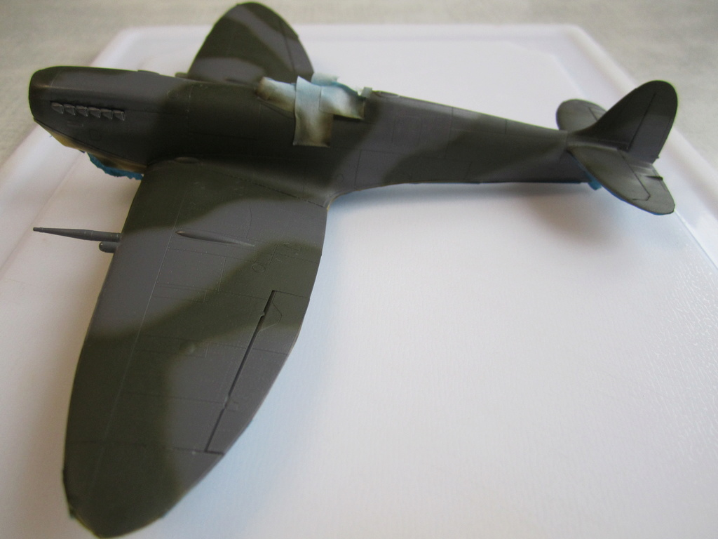 Supermarine Spitfire MK IX C 1/48 Eduard Img_2237