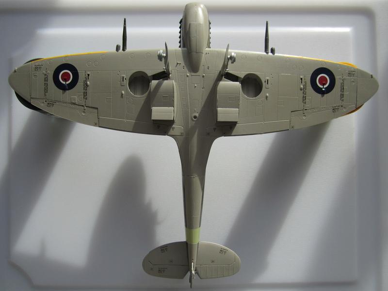 Supermarine Spitfire MK IX C 1/48 Eduard - Page 2 Img_2239