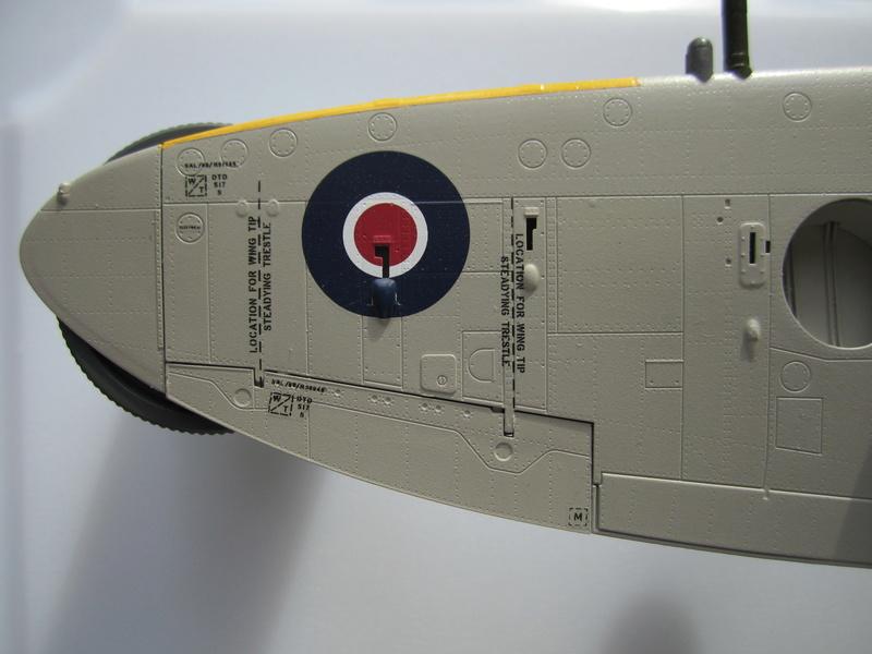 Supermarine Spitfire MK IX C 1/48 Eduard - Page 2 Img_2242