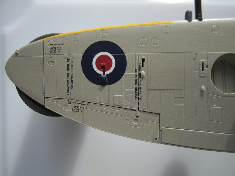 Supermarine Spitfire MK IX C 1/48 Eduard Img_2256