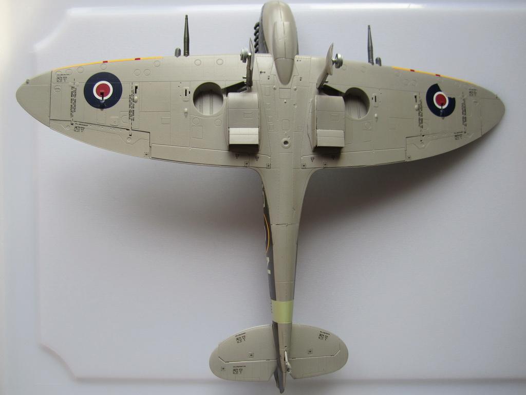 Supermarine Spitfire MK IX C 1/48 Eduard - Page 2 Img_2259