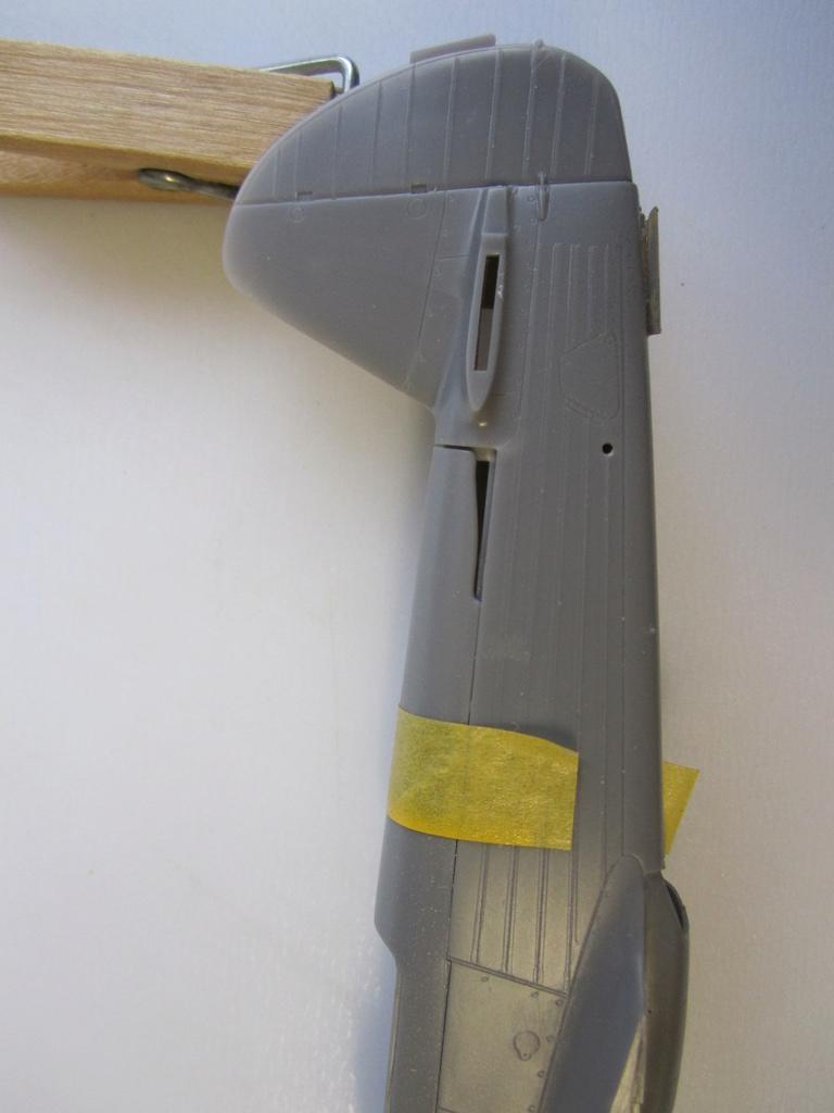 Yakovlev Yak 1B 1/48 Eduard  Img_2318