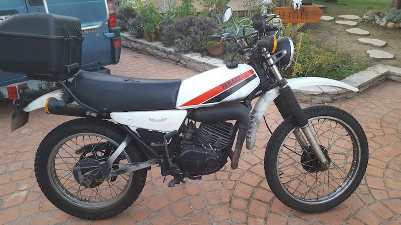 DTMX 125 de 1980 à Toulouse 20161112