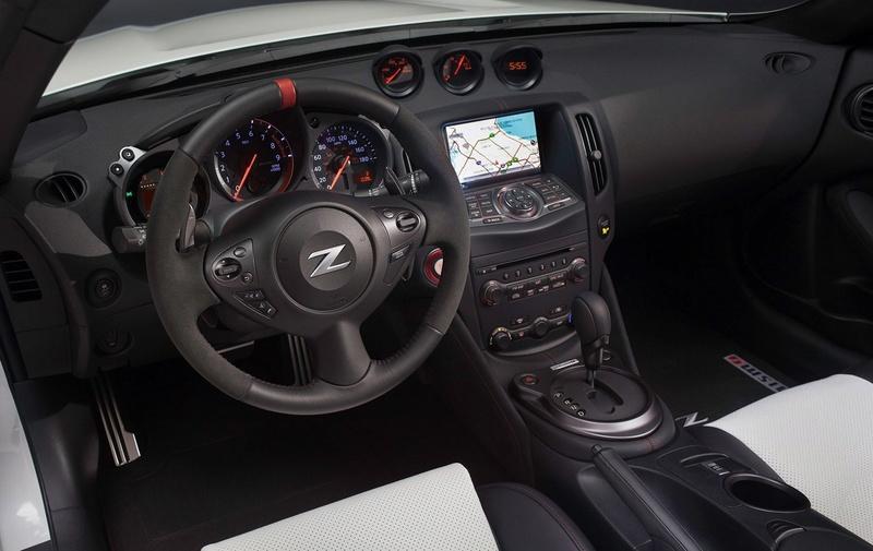 Nissan 370Z Nismo Interi10