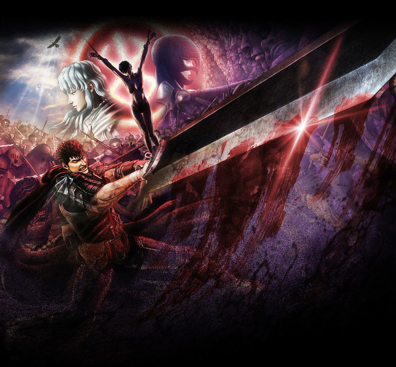 """Berserk and the Band of the Hawk, introducing the action game's """"Endless Eclipse Mode."""" Mainvi10"""