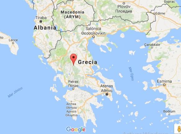 Donde quiera que viaje, me hiere Grecia Lago_p10