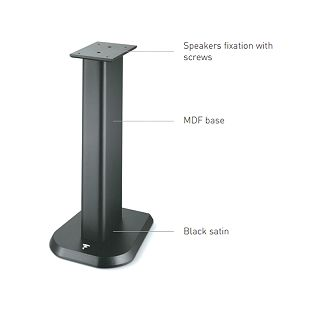 Focal Chorus S700 Speaker Stands (Pair)  Stand_16