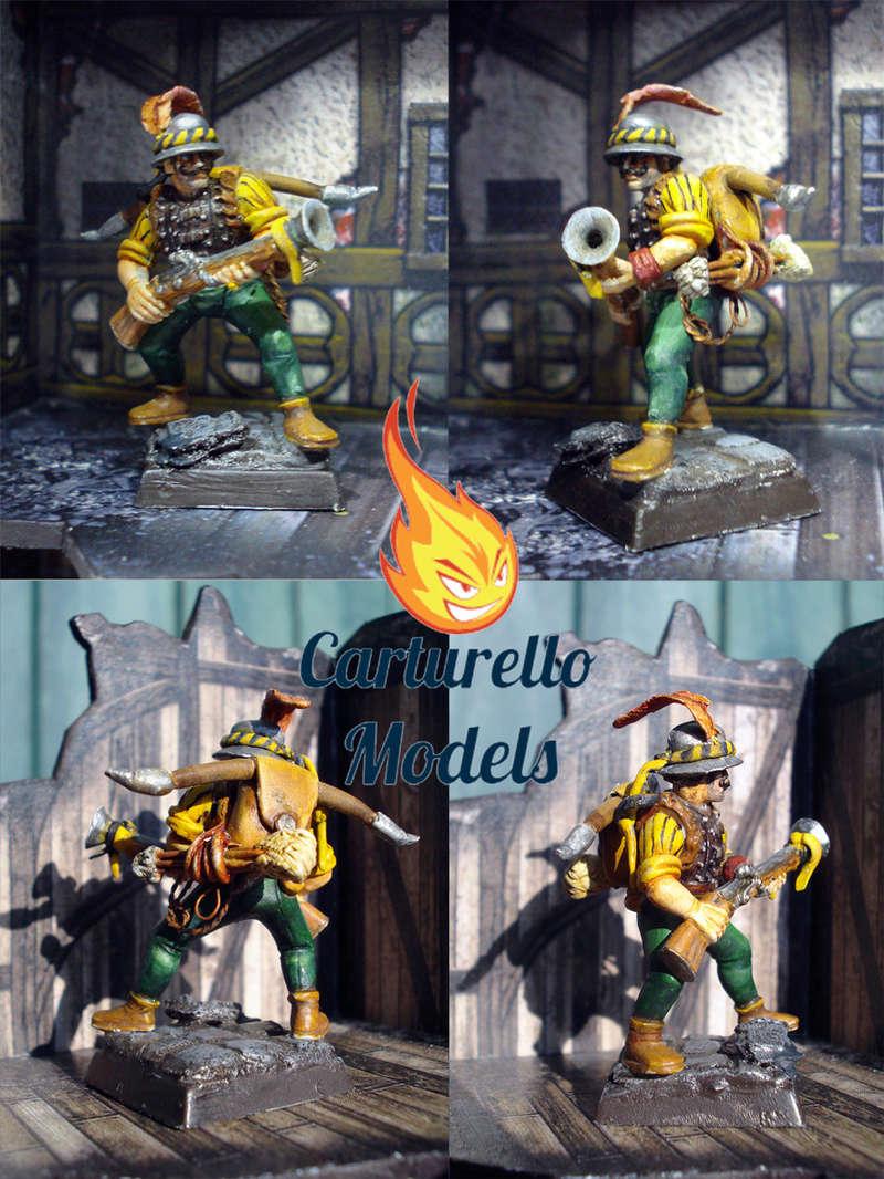 My Averlander Warband - Carturello Italy - Page 2 Caccia10