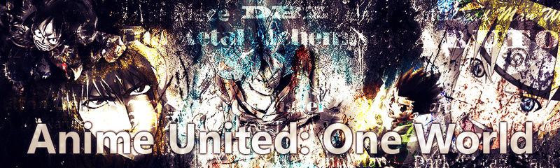 Anime United: One World