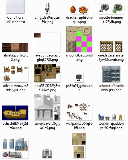 Bibliothèque des ressources VX Ace Tilesets 0111